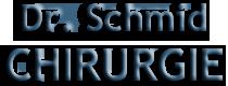 Dr. Thomas Schmid – Facharzt für Chirurgie und Viszeralchirurgie Belegarzt an der Salzachklinik Fridolfing Logo